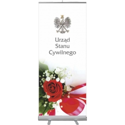 Roll-up - wzór Ż